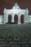 πάρκο των Βρυξελλών cinquantenaire du jubel parc Στοκ φωτογραφίες με δικαίωμα ελεύθερης χρήσης