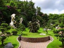 Πάρκο των πετρών και της Ταϊλάνδης Στοκ Φωτογραφία