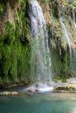 Πάρκο φύσης καταρρακτών Kursunlu κοντά σε Antalya Στοκ φωτογραφίες με δικαίωμα ελεύθερης χρήσης