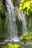 Πάρκο φύσης καταρρακτών Kursunlu κοντά σε Antalya Στοκ Φωτογραφία
