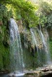 Πάρκο φύσης καταρρακτών Kursunlu κοντά σε Antalya Στοκ εικόνες με δικαίωμα ελεύθερης χρήσης