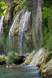 Πάρκο φύσης καταρρακτών Kursunlu κοντά σε Antalya Στοκ εικόνα με δικαίωμα ελεύθερης χρήσης
