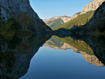 Πάρκο φύσης Cetina 1 Στοκ Φωτογραφία