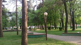 Πάρκο Στοκ φωτογραφία με δικαίωμα ελεύθερης χρήσης