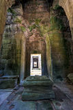 Πάρκο Angkor Archeological στηλών και αψίδων, Καμπότζη Στοκ Εικόνες