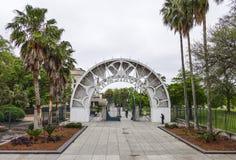 Πάρκο Armstrong στη Νέα Ορλεάνη Λουιζιάνα - τη ΝΕΑ ΟΡΛΕΆΝΗ, ΛΟΥΙΖΙΑΝΑ - 18 Απριλίου 2016 Στοκ εικόνες με δικαίωμα ελεύθερης χρήσης