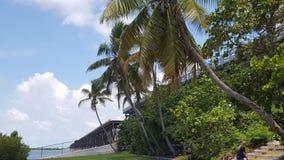 Πάρκο Bahia Honda STAT στοκ φωτογραφία με δικαίωμα ελεύθερης χρήσης