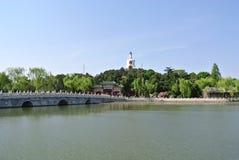 Πάρκο Beihai Στοκ Φωτογραφίες