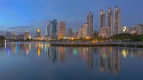 Πάρκο Benjakiti, Μπανγκόκ Ταϊλάνδη Στοκ φωτογραφίες με δικαίωμα ελεύθερης χρήσης