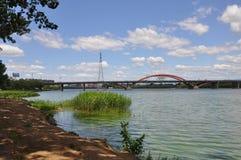 Πάρκο Binhe σε Shunyi Στοκ φωτογραφία με δικαίωμα ελεύθερης χρήσης