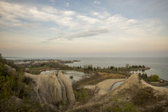 Πάρκο Bluffs Scarborough Στοκ Εικόνα