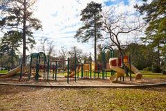 Πάρκο Burroughs Tomball στο Χιούστον Τέξας Στοκ εικόνες με δικαίωμα ελεύθερης χρήσης