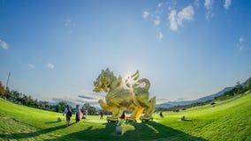Πάρκο Chiang Rai Singha Στοκ φωτογραφία με δικαίωμα ελεύθερης χρήσης