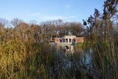 Πάρκο 46 Crotona Στοκ φωτογραφία με δικαίωμα ελεύθερης χρήσης