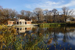 Πάρκο 71 Crotona Στοκ εικόνα με δικαίωμα ελεύθερης χρήσης