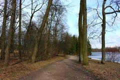 Πάρκο Ekaterininskiy Στοκ εικόνα με δικαίωμα ελεύθερης χρήσης