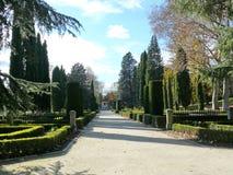 Πάρκο EL Capricho στη Μαδρίτη Στοκ φωτογραφία με δικαίωμα ελεύθερης χρήσης