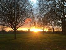 Πάρκο Finsbury Στοκ Εικόνες