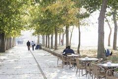 Πάρκο Gezi στη Ιστανμπούλ Στοκ Εικόνες