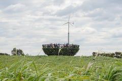 Πάρκο Haneul το καλοκαίρι Στοκ Εικόνες