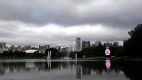 Πάρκο Ibirapuera, εικονική παράσταση πόλης του Σάο Πάολο