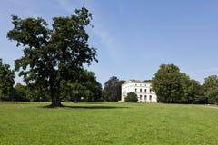 Πάρκο Jenisch στο Αμβούργο στοκ εικόνα με δικαίωμα ελεύθερης χρήσης