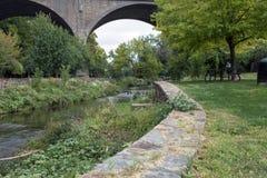 Πάρκο Johnston στοκ εικόνες