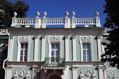 Πάρκο Kuskovo στη Μόσχα Ιταλικό περίπτερο Στοκ φωτογραφίες με δικαίωμα ελεύθερης χρήσης