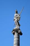 Πάρκο Kuskovo στη Μόσχα Μνημείο στη ρωσική αυτοκράτειρα Μεγάλη Αικατερίνη Στοκ φωτογραφίες με δικαίωμα ελεύθερης χρήσης