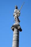 Πάρκο Kuskovo στη Μόσχα Μνημείο στη ρωσική αυτοκράτειρα Μεγάλη Αικατερίνη Στοκ Εικόνες