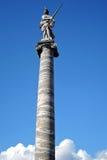 Πάρκο Kuskovo στη Μόσχα Μνημείο στη ρωσική αυτοκράτειρα Μεγάλη Αικατερίνη Στοκ εικόνα με δικαίωμα ελεύθερης χρήσης