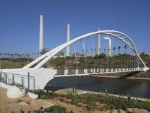 Πάρκο Nahal Hadera Στοκ Εικόνες