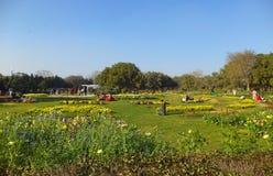 Πάρκο Nehru, Νέο Δελχί, Ινδία Στοκ Φωτογραφία