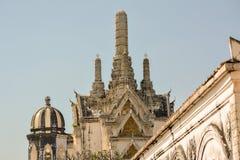 Πάρκο Phra Nakhon Khiri παλατιών Στοκ Φωτογραφίες