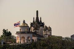 Πάρκο Phra Nakhon Khiri παλατιών Στοκ εικόνες με δικαίωμα ελεύθερης χρήσης
