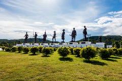 Πάρκο Ratchapakdi, Ταϊλάνδη Στοκ Εικόνες