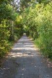 Πάρκο Repos Mon, πόλη της Κέρκυρας, Ελλάδα στοκ φωτογραφίες με δικαίωμα ελεύθερης χρήσης