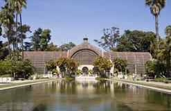 πάρκο SAN του Diego BALBOA δενδρολο&gam στοκ φωτογραφία