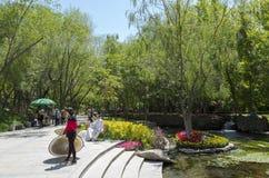 Πάρκο Shuimogou Στοκ Εικόνες