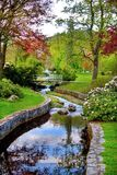 Πάρκο SPA - Marianske Lazne - Δημοκρατία της Τσεχίας Στοκ φωτογραφίες με δικαίωμα ελεύθερης χρήσης