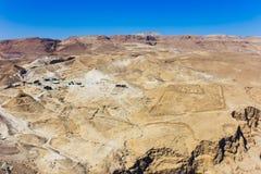 Πάρκο Timna και στυλοβάτες του Solomon, βράχοι στην έρημο, τοπίο στην έρημο Μικροί δύσκολοι λόφοι Πέτρινη έρημος, κόκκινη στοκ φωτογραφίες