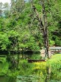 Πάρκο Trakoscan στοκ φωτογραφία με δικαίωμα ελεύθερης χρήσης
