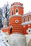 Πάρκο Tsaritsyno στη Μόσχα Στοκ Φωτογραφίες