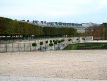 Πάρκο Tuileries στο Παρίσι Στοκ Εικόνα