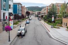 πάρκο Utah πόλεων Στοκ εικόνες με δικαίωμα ελεύθερης χρήσης