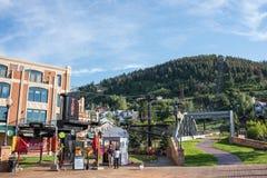 πάρκο Utah πόλεων Στοκ Φωτογραφίες