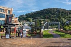 πάρκο Utah πόλεων Στοκ φωτογραφία με δικαίωμα ελεύθερης χρήσης