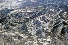 πάρκο Utah πόλεων στοκ εικόνες