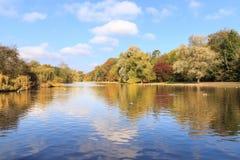 Πάρκο Verlamium Στοκ Φωτογραφία