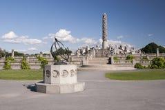 Πάρκο Vigeland Στοκ εικόνες με δικαίωμα ελεύθερης χρήσης